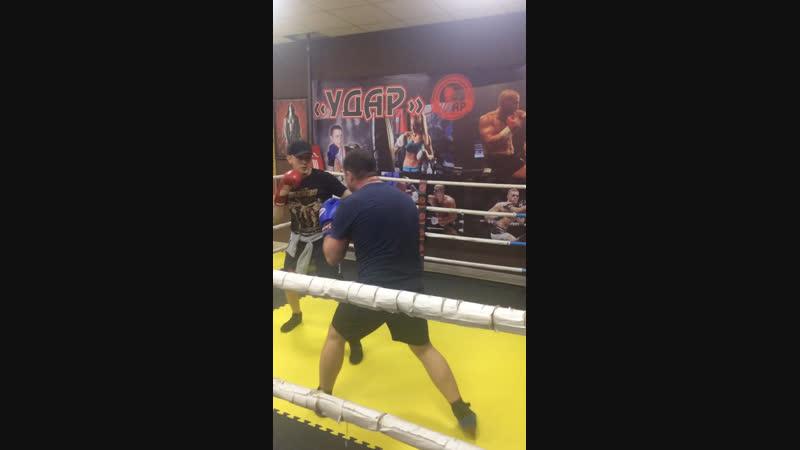 Индивидуальная работа в ринге