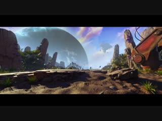 Journey to the Savage Planet Reveal Trailer PS4