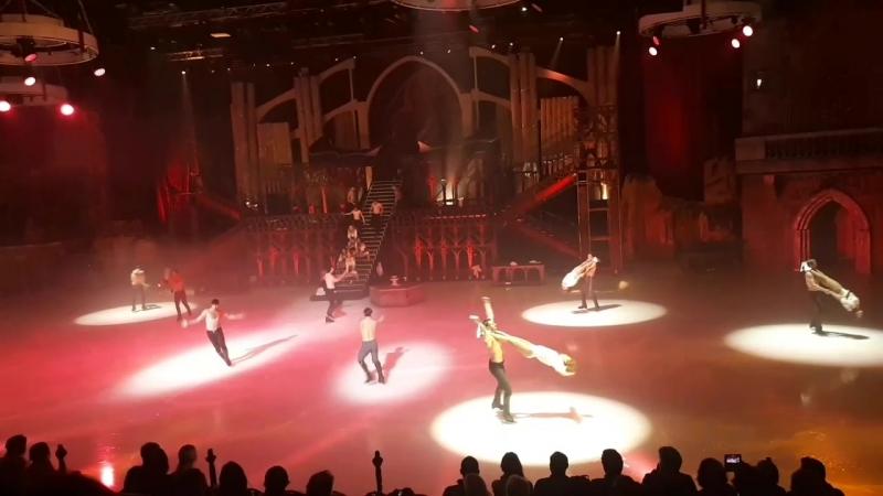 Ледовое шоу Ромео и Джульетта Ильи Авербуха
