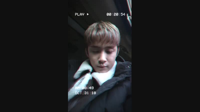 FTISLAND Jaejin (이재진) Instagram Live [181031]