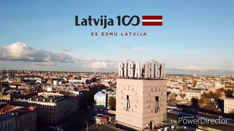 Latvia's 100 years of independence