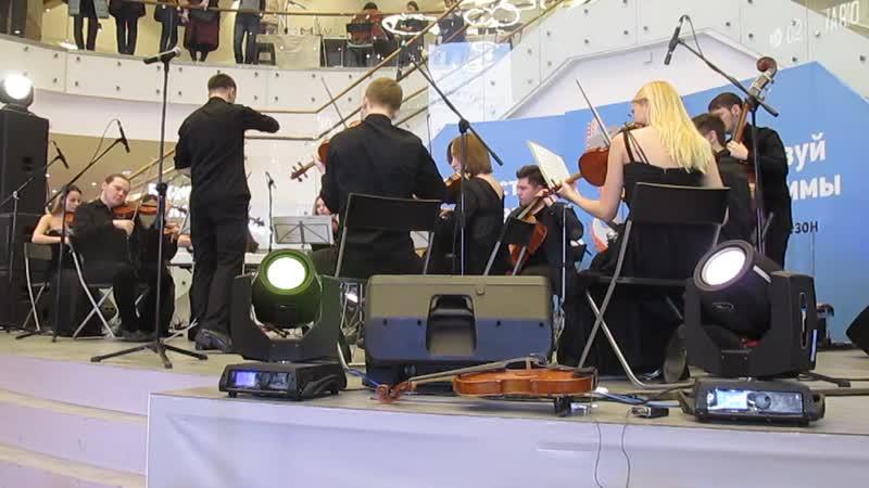 Камерный оркестр молодежного театра на булаке