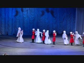 День народного единства. Грузинский танец