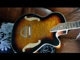 Влог ЦОЙ, Power MAC mini, сгорел ASUS K40AB, Катина гитара сломанный гриф,струнодержатель,учу песни БГ , сидя на красивом холме