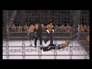 SFW Elimination Chamber 2 Part 4 (WWE SmackDown vs RAW 2011)