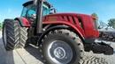 Трактор МТЗ Беларус 3022ДЦ.1, колеса и кабину прикрутили в Украине.