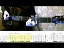 Play This Ed Sheeran - Shape of you как играть на гитаре фингерстайл ТАБЫ Уроки гитары от PlayThis21
