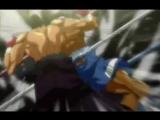 Hajime no ippo Takamura vs Houk