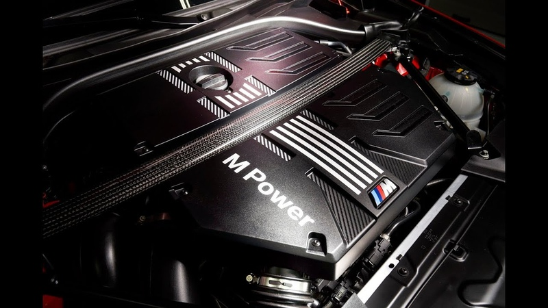 The new BMW S58 engine developed by BMW M
