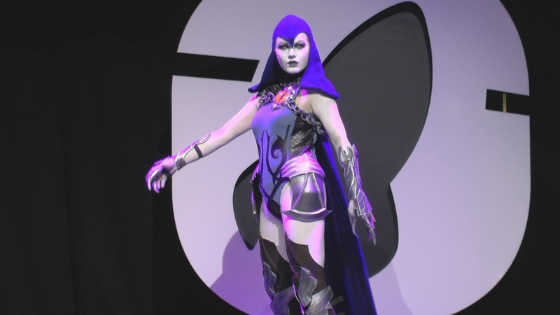 Cosplay Raven Injustice Gods Among Us Starcon 2018