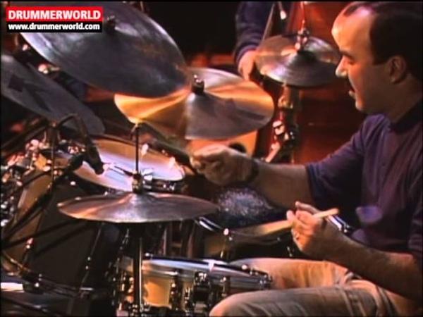 Peter Erskine John Abercrombie Marc Johnson Fast Jazz Tune