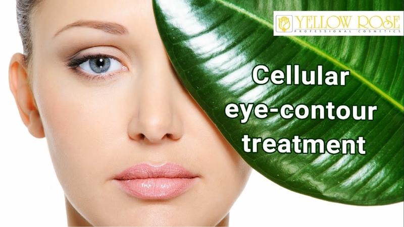 Cellular eye-contour treatment
