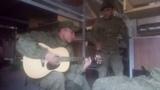 Cover Noize MC - Честное слово, в армейском исполнении под гитару