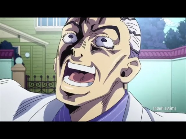 Diamond is Unbreakable English Dub Kira's Final Bites The Dust