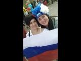 FifaFanFest Екатеринбург! Наш город живет футболом ⚽, да какой город вся наша Страна 🇷🇺, и я Ведущая Регина Магасумова!
