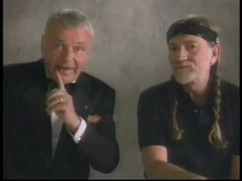 Space Foundation PSA Willie Nelson and Frank Sinatra