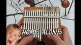 John Williams - Home Alone Theme (kalimba cover by koharuss)
