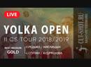 06.01.2019 MIXT MEDIUM GOLD - YOLKA OPEN