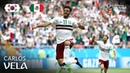 Carlos VELA Goal - Korea Republic v Mexico - MATCH 28