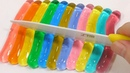 Jelly Soft Stick Gummy Pudding Cooking Play Doh Dots Toy Surprise Eggs