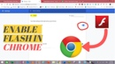 How To Enable Flash Player In Chrome Allow Site To Use Flash In Chrome