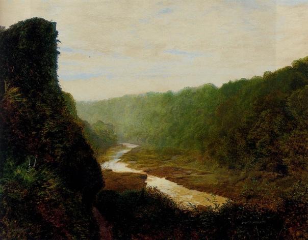 Художник Джон Эткинсон Гримшоу /John Atinson Grimshaw (1836-1893)