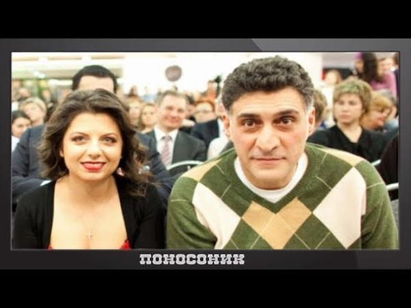 Армянский ПОНОСоник на российских ТВ