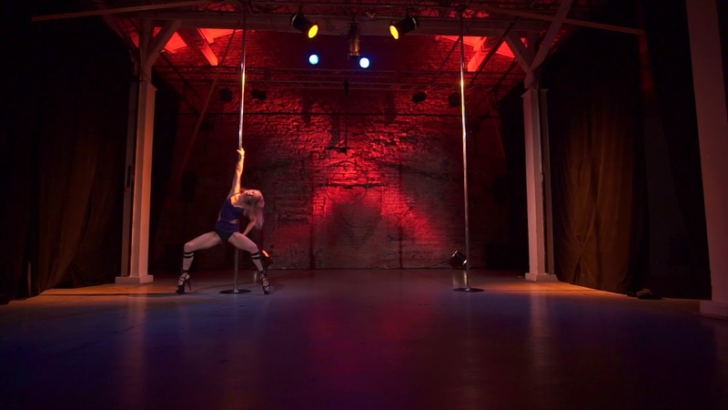 Яна Белякова, Exotic | Kat's dance studio, отчётный концерт, май 2018
