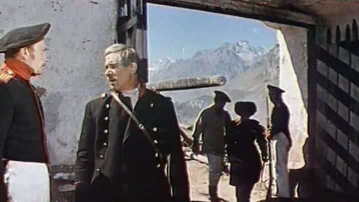 Герой нашего времени 1 серия Бэла 1965