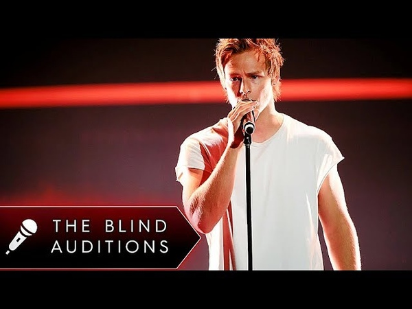 Trent Bell - 'Always' - Blind Audition: The Voice Australia 2018