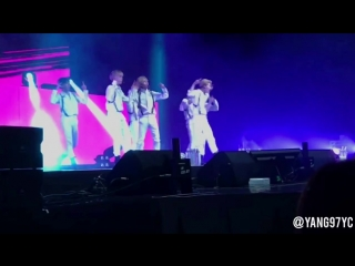 [VK][14.07.18][Fancam]  The 2nd World Tour The Connect In Taipei (All in)