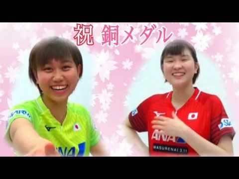 2019Hitomi Sato and Honoka