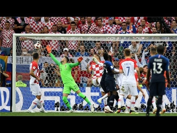 France vs Coratia 4 2 ملخص مباراة فرنسا وكرواتيا