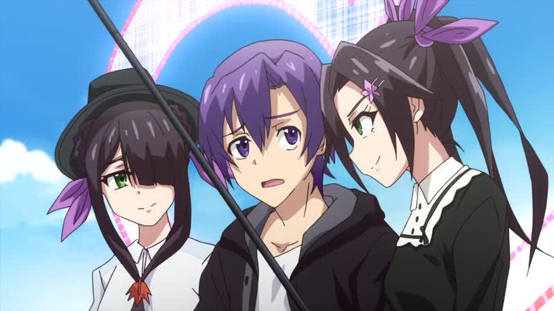 Ore ga Suki nano wa 9 серия русская озвучка AirMAX / Моя единственная любовь — младшая сестрёнка, хоть она и не сестрёнка 09