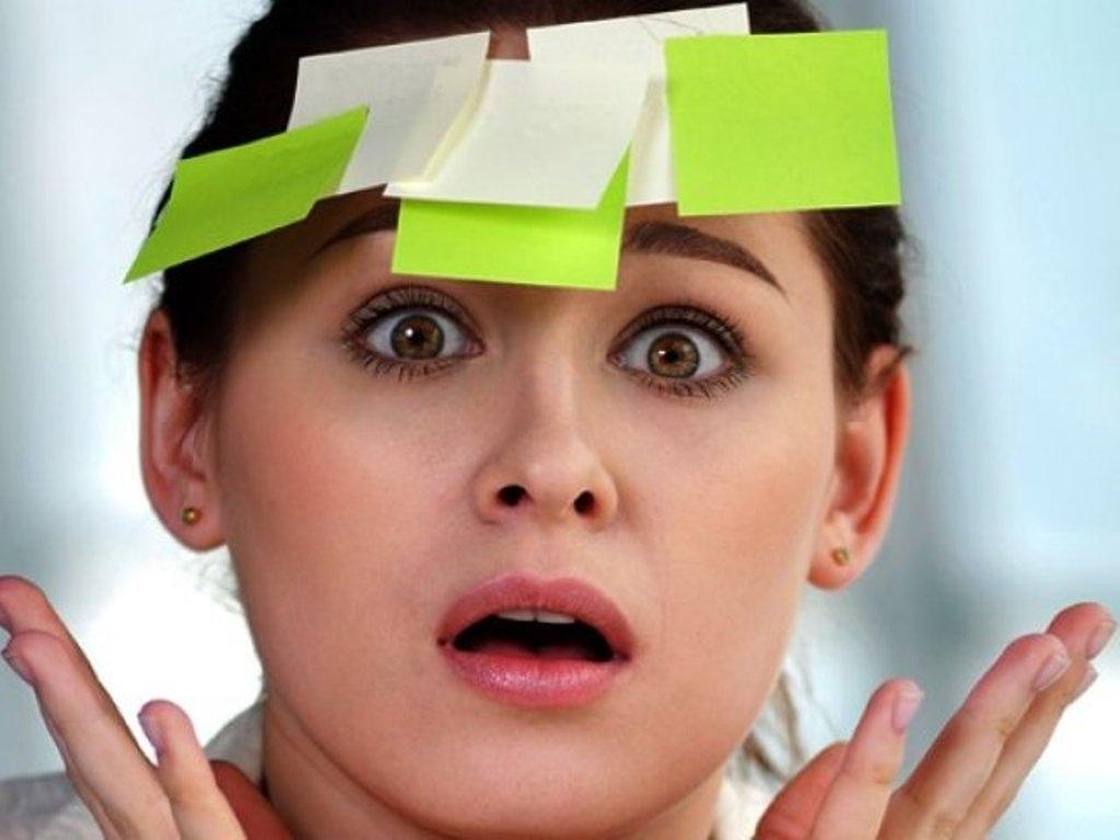 Стресс может вызвать атрофию в гиппокампе.