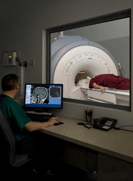 Объем гиппокампа можно измерить с помощью МРТ
