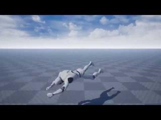 Rolls and Dodges - Animation set for UE4