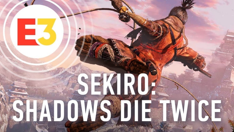 Всё что известно о Sekiro Shadows Die Twice