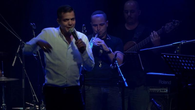 Nati levi - live - Zappa - Kol HanerotOd yom - נתי לוי - הופעה חיה בזאפה - כל הנרותעו