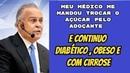 Meu médico mandou trocar AÇÚCAR pelo ADOÇANTE mas continuo diabético, OBESO | Dr Lair Ribeiro