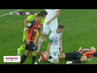 Шахтер Донецк 4-1 Ворскла | Обзор матча