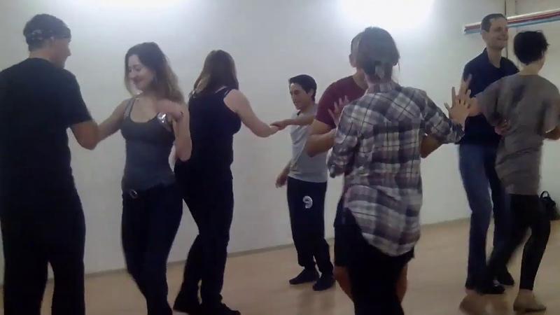 Танцевальная практика Меренге Antony Santos Castigala