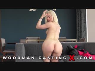 Nika Feel / Casting X 149 / Woodman Casting X Anal Rough Sex Hardcore Porno