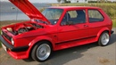 VW Golf GTI MK1 1979. First drive after resto