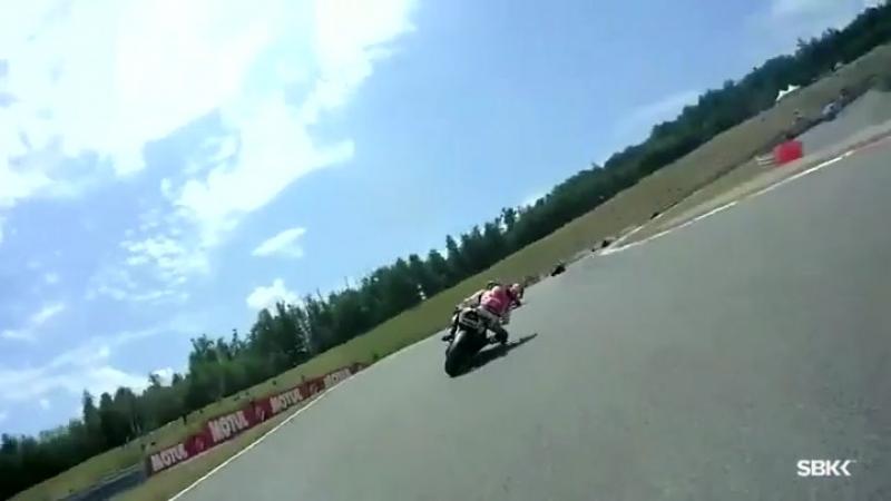 WSBK: Сайкс не дал Рэю и Kawasaki насладиться триумфом в Брно
