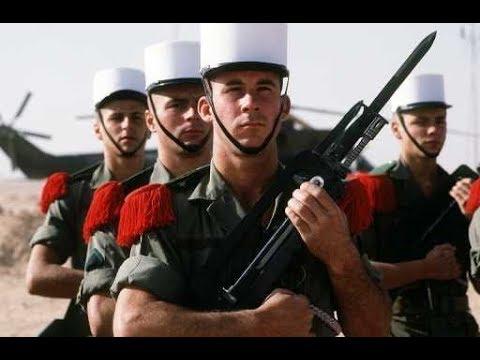 09.12.18 Die Fremdenlegion wird es nicht zulassen, das Macron die Waffen gegen das Volk richtet