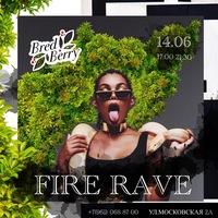 Логотип FIRE RAVE