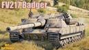 FV217 Badger Задача для Барсука - Остановить Слив Прохоровка