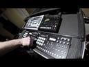 Balaur - 2601 live techno mix (Analog Rytm mk1, Analog Four mk2, Digitone)