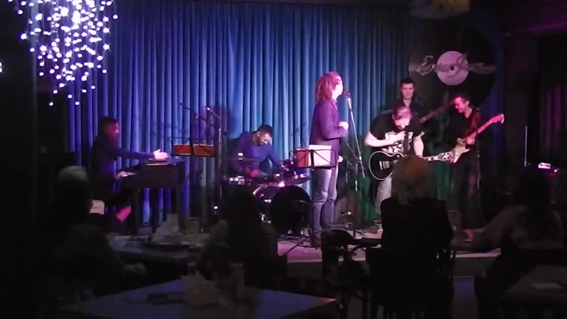 Blues Encore featuring Vladimir Demyanov and Vassiliy Belya - Cocaine - Live In